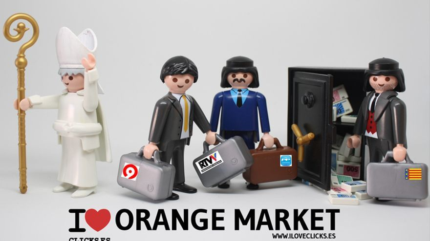 I love Orange Market
