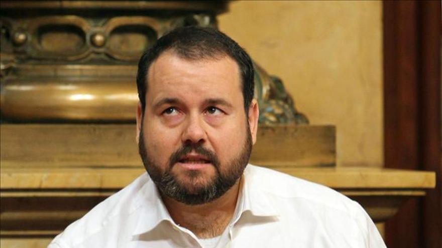Joan Mena (ICV-EUiA) votará no a la independencia de Cataluña el 9N