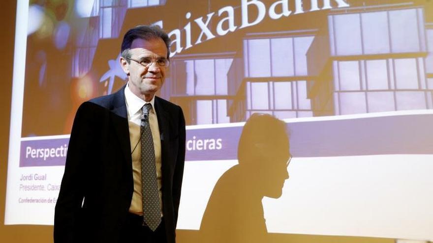 CaixaBank gana 1.266 millones hasta septiembre, el 28 % menos, por el ERE