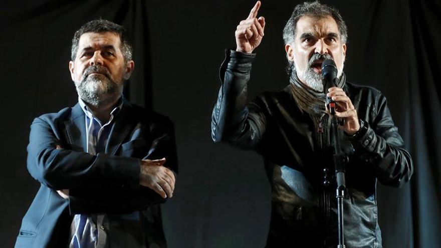 La Guardia Civil pide a la juez bloquear las cuentas de ANC y Òmnium por sedición