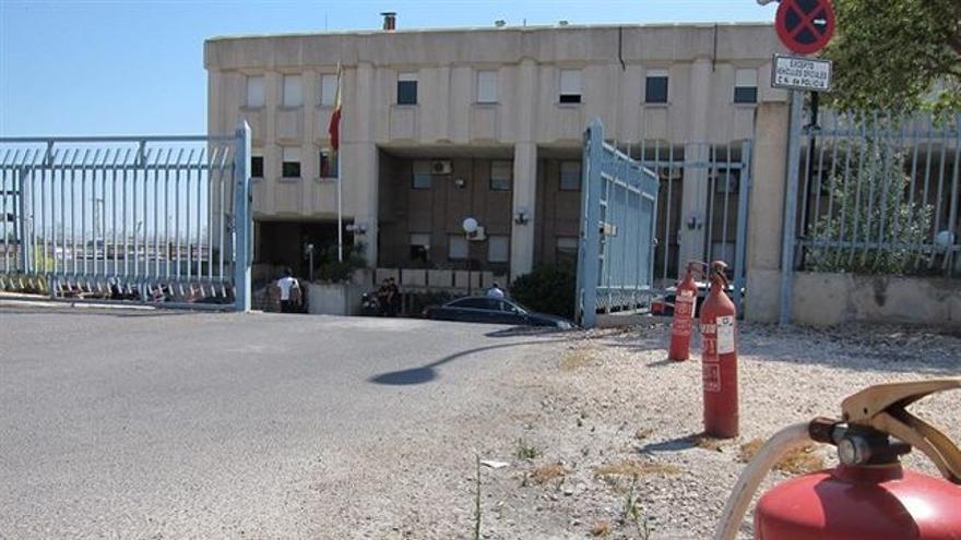 Centro de Internamiento de Extranjeros en Sangonera (Murcia) EP / MURCIA