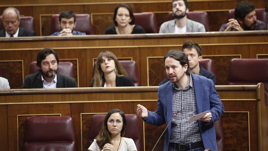 """Iglesias lamenta la detención de Willy Toledo: """"Defender la libertad de expresión se convierte en obligación"""""""