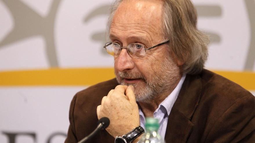 Julio Calzada, secretario de la Junta Nacional de Drogas de la República del Uruguay. EFE