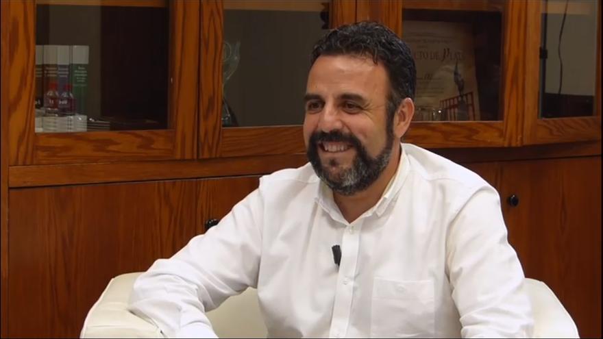José Luis Blanco, alcalde de Azuqueca de Henares