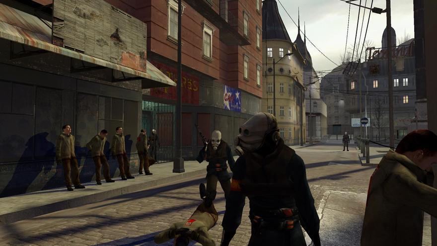 Un mod mejora el apartado gráfico de Half Life 2 en Steam