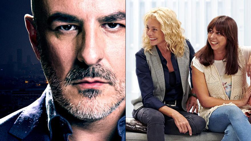 Mediaset repite su estrategia: 'Caronte' y 'Madres' se verán antes en Amazon que en Telecinco