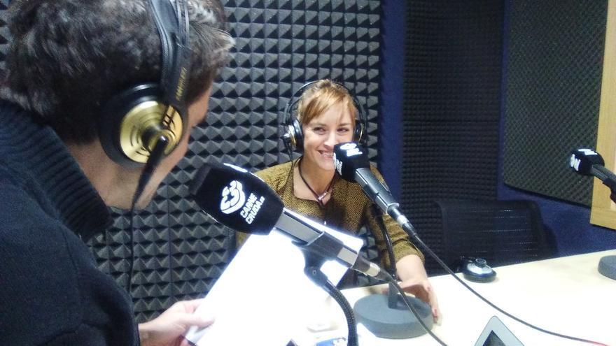 Eva Villaver, Doctora en astrofísica y profesora en el departamento de Física Teórica de la Universidad Autónoma de Madrid Carne Cruda