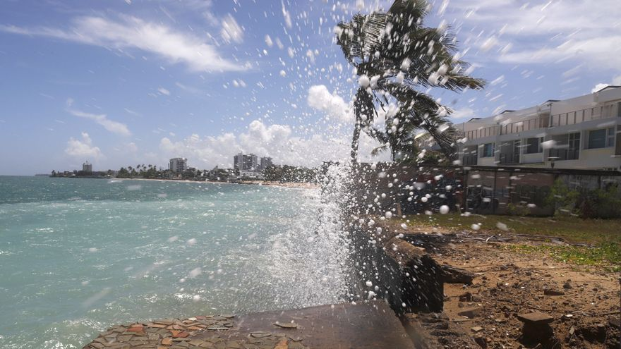 La crisis climática agudiza la erosión costera en Puerto Rico