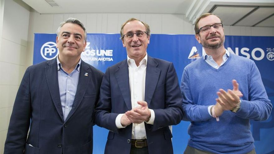 Alonso: Hay que sustituir bronca educativa entre gobiernos por colaboración