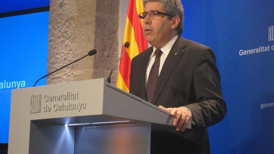 """El Gobierno catalán cree que la comunidad internacional no se opone como """"quisiera"""" Rajoy"""