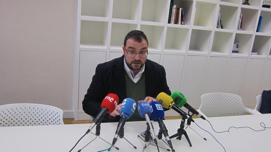 Adrián Barbón presentará su precandidatura a la Secretaría General de la FSA-PSOE este jueves en Gijón
