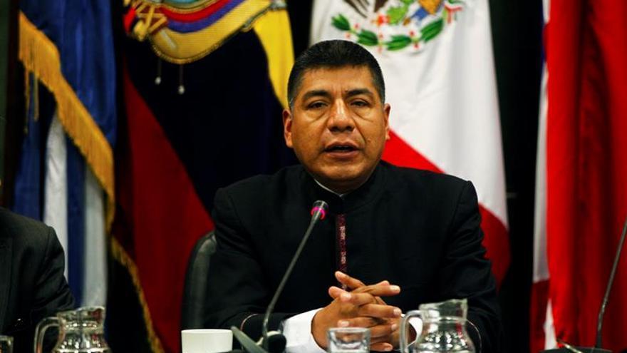 El Gobierno boliviano confía en abrir con Chile un mecanismo de consultas políticas