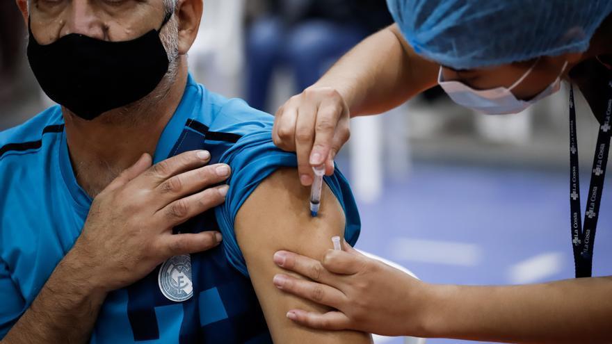 Paraguay supera los 1,6 millones de vacunados en cinco meses