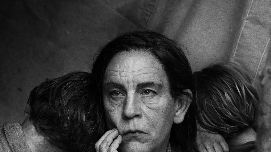 Dorothea Lange, Migrant Mother, Nipomo, California (1936), 2014