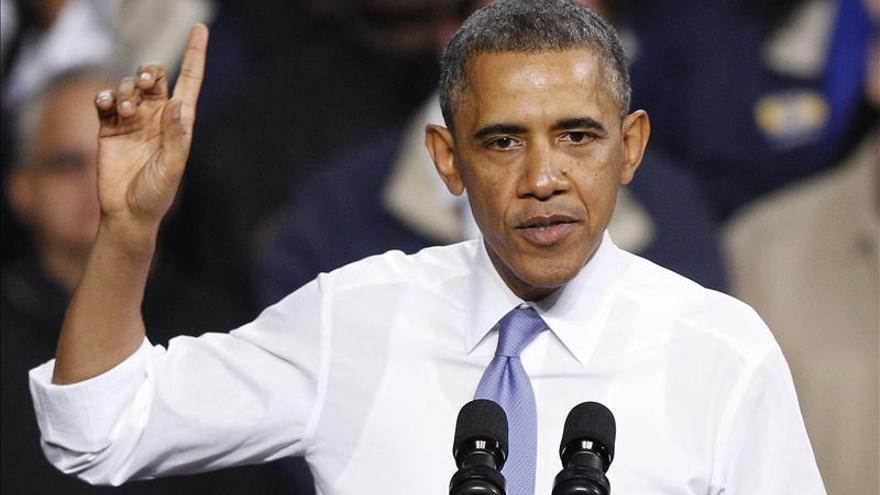 Obama subraya la creciente independencia energética de EE.UU.