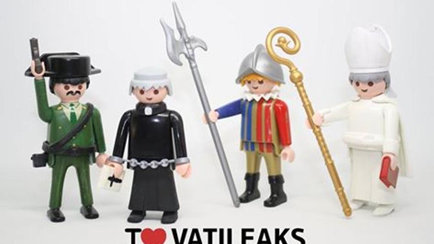 I love Vatileaks