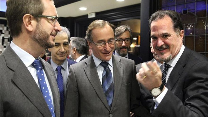 """Alonso apela a la movilización contra el """"desafío"""" nacionalista en Europa"""