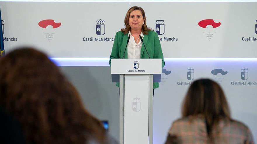 Rosa Ana Rodríguez, consejera de Educación de Castilla-La Mancha