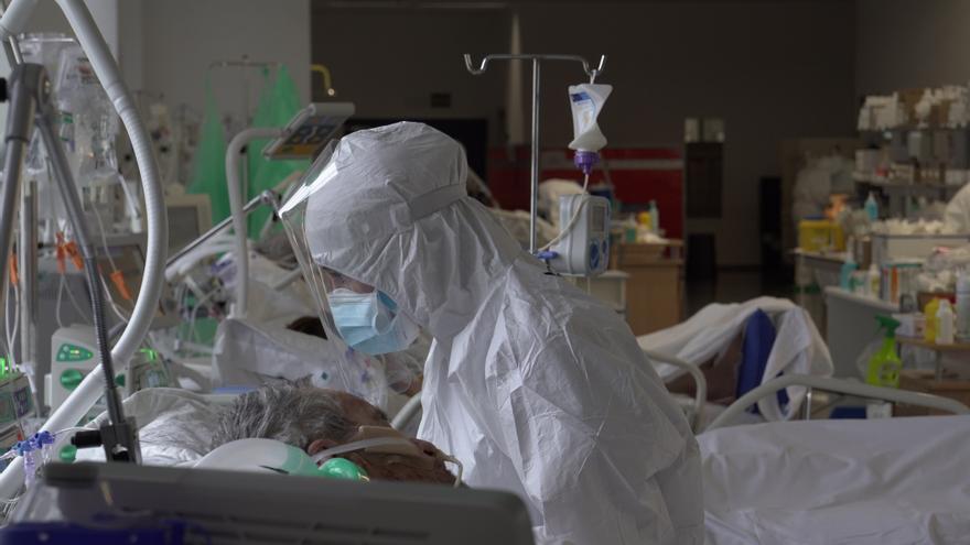 DATOS | La pandemia deja a Castilla-La Mancha como la segunda región donde más subieron los fallecimientos en 2020