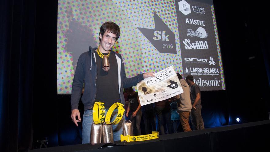'Bizi', de Luis Arrieta, ganadora del Festival Skimetraje 2016