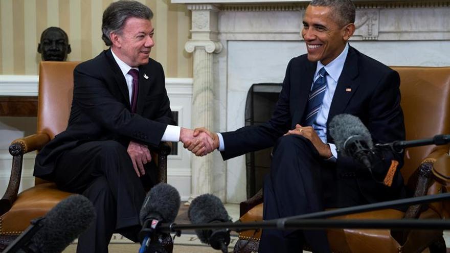 Obama se reunirá con Santos durante la Asamblea General de al ONU