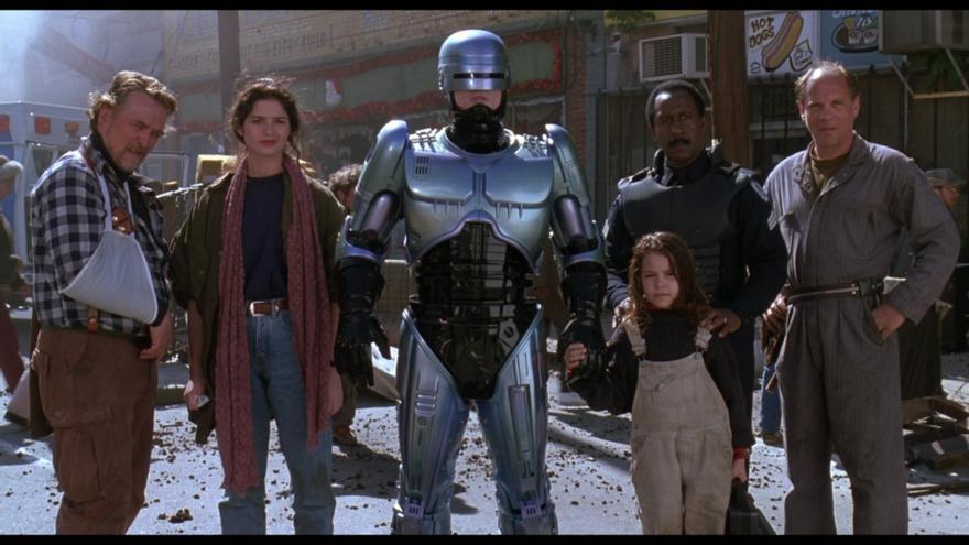 Robocop 3 fotograma