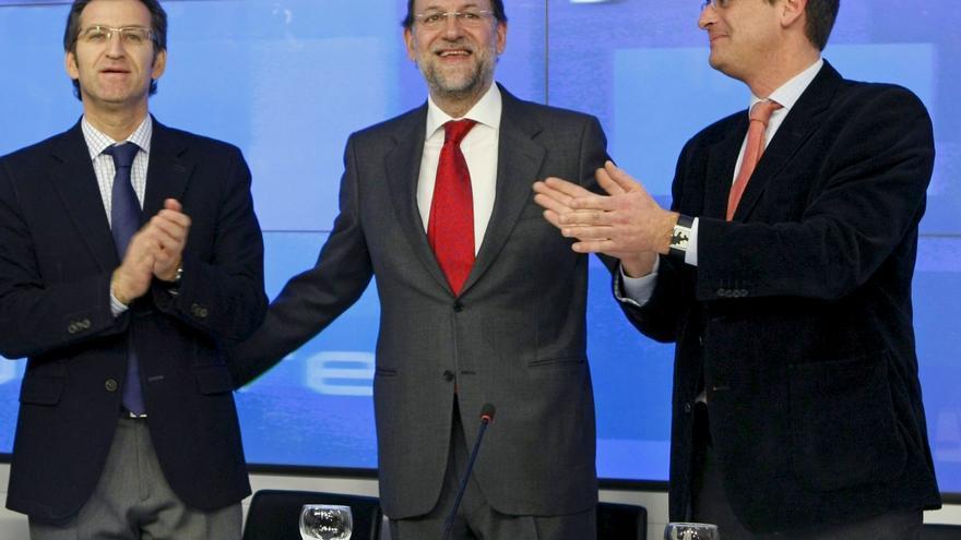 El PP niega que el 21-O sea un test a Rajoy y el PSOE lo ve un examen a los recortes