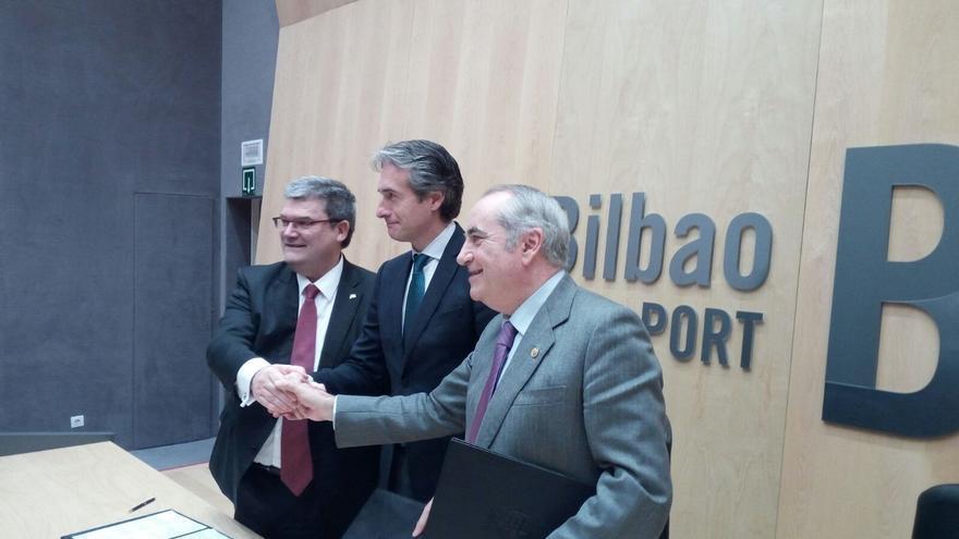 La obras de relleno del canal de Deusto tendrán un presupuesto de 20 millones y concluirán en 2021