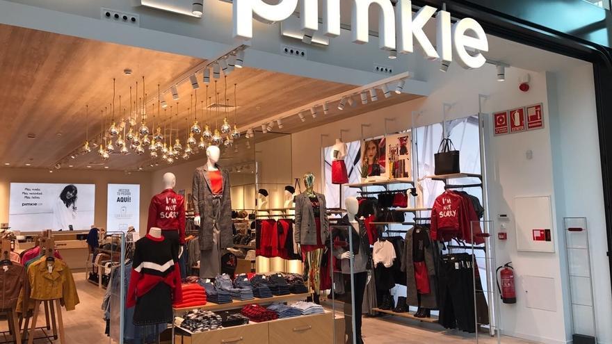 Pimkie invertirá hasta 3 millones en 10 aperturas en España en 2018 y en transformar su red de tiendas