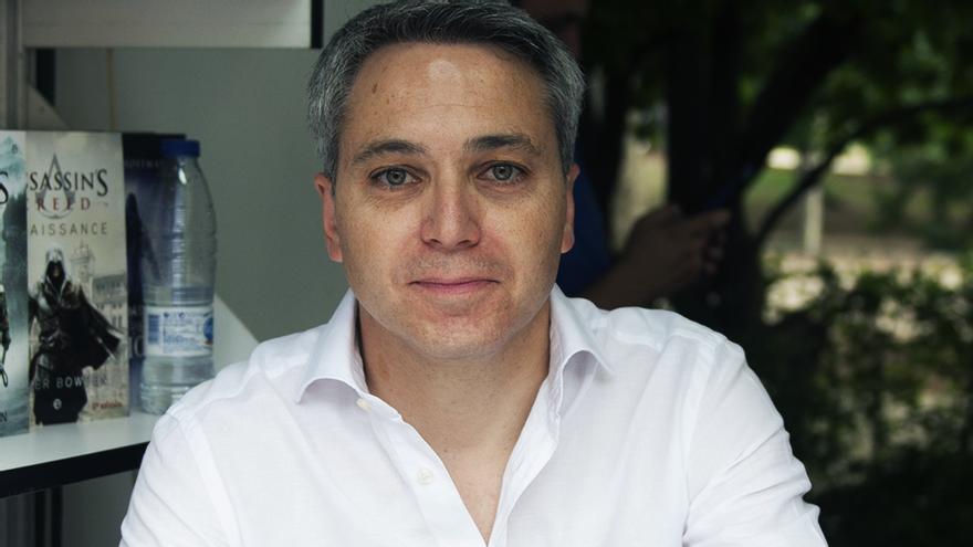 Vicente Vallés en una foto de archivo