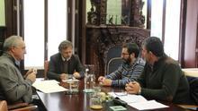 La Junta y Podemos crean un grupo de trabajo para aprobar en esta legislatura una ley de los caminos públicos