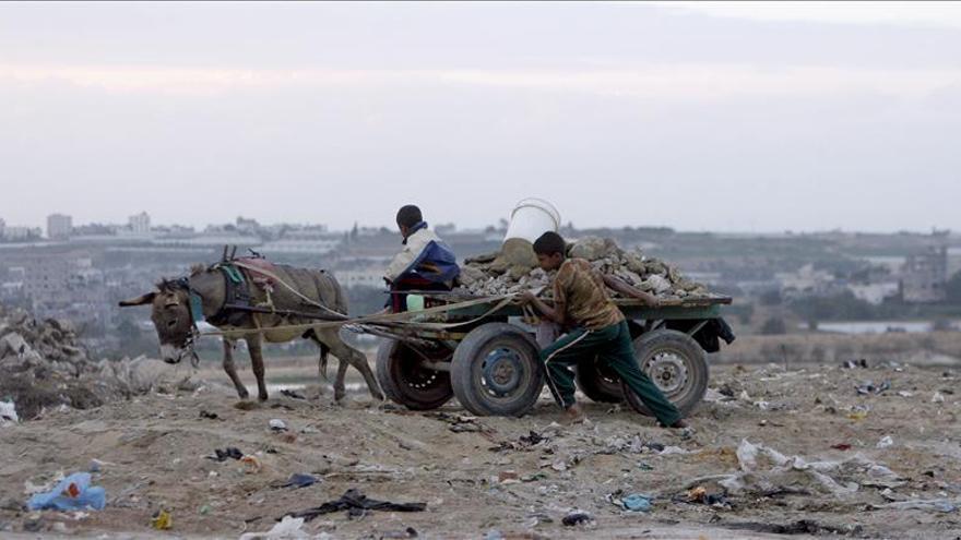 Israel reabre el paso fronterizo de Erez con Gaza