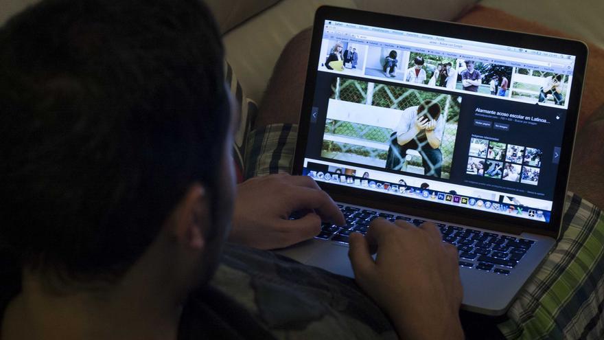 El 'grooming', el acoso sexual por Internet, afecta sobre todo a menores.