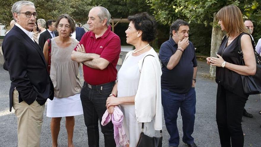 Último adiós en San Sebastián a José Ramón Recalde, ejemplo de resistencia
