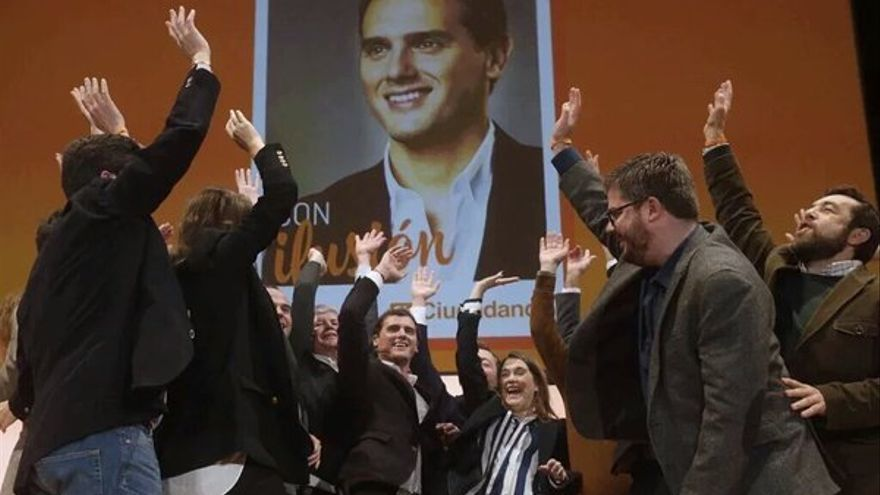 Albert Rivera, Presidente de Ciudadanos