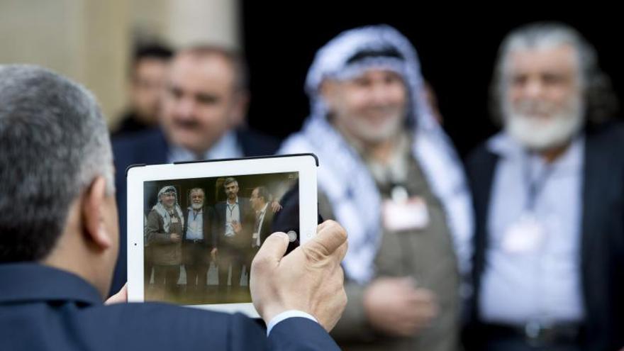 El Gobierno saluda la valiente decisión de la oposición siria de acudir a la cumbre de Ginebra