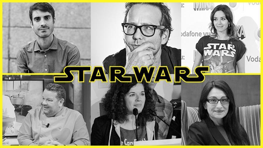 Star wars aniversario