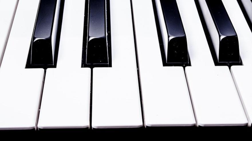 El piano es uno de los grandes intrumentos del jazz.