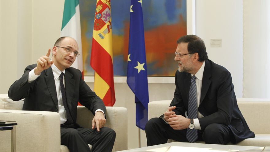 Rajoy cuestiona el plan de Rubalcaba porque obligaría a España a someterse a las condiciones de países rescatados