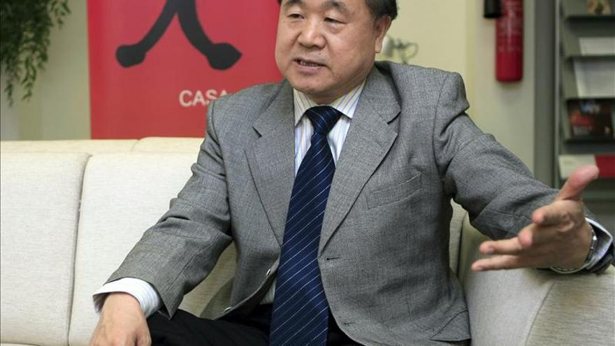 El nobel Mo Yan, al frente del Centro de Escritura de la Universidad Pekín