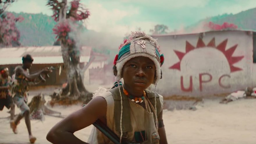 Abraham Attah interpreta a Agu