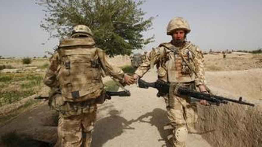 Reino Unido enviará 500 soldados más a Afganistán