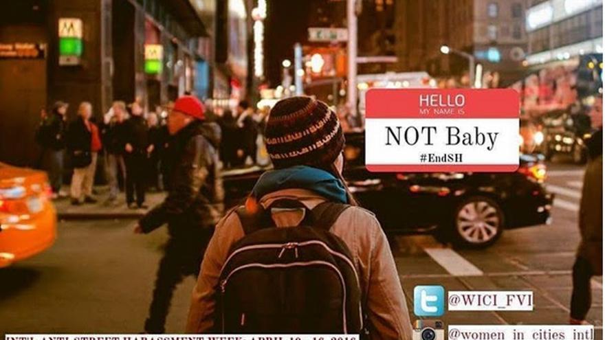La campaña de Nueva York / Anti-Street Harassment