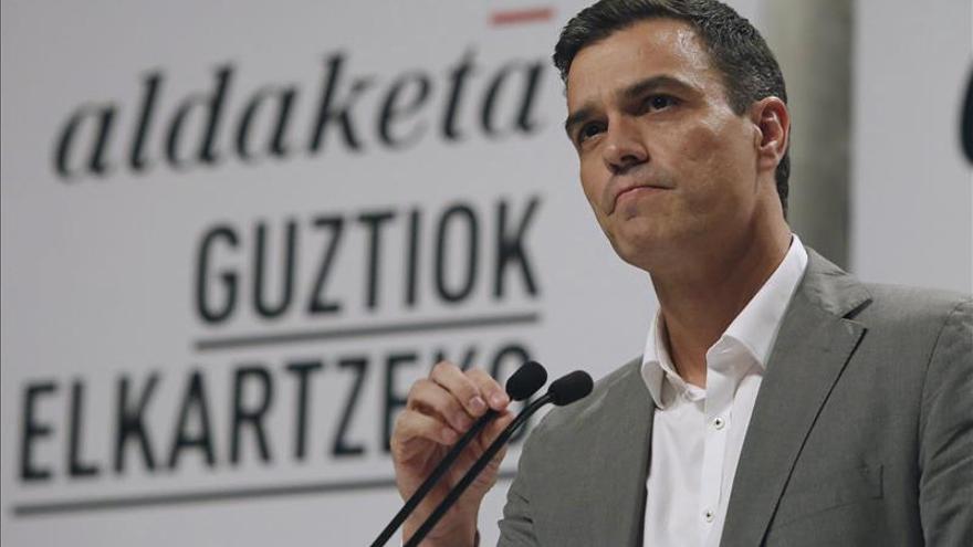 Sánchez pide respuesta de envergadura semejante a provocación independentista