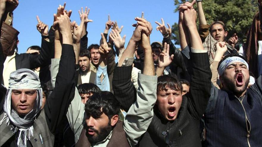 """Los talibanes tachan de """"falso"""" el informe de la ONU que cifra en 12.000 sus bajas"""
