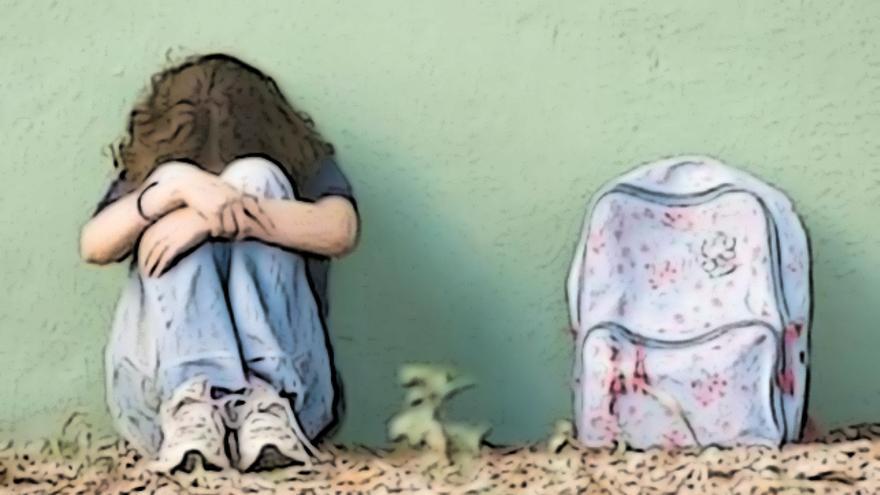 En el 20% de los casos de acoso escolar son los propios compañeros los que paran las malas actitudes. (Foto: Efe).