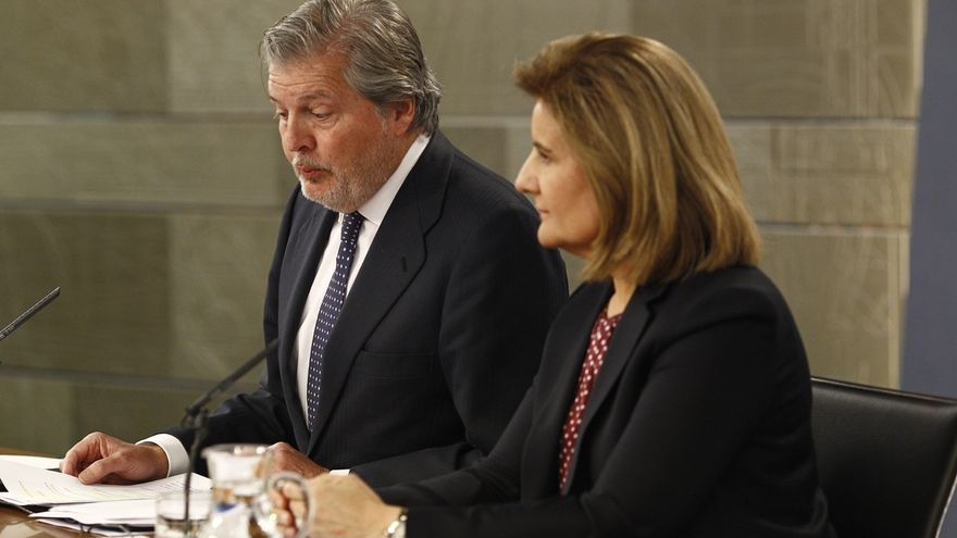 """Méndez de Vigo dice que no le """"consta"""" que se esté negociando con el PNV el acercamiento de presos"""