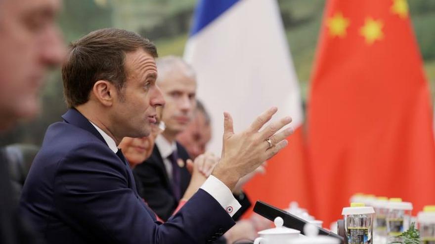 Macron endurece el control de la inmigración para quitar los argumentos a Le Pen
