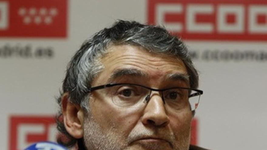 Responsable De Comunicación De CC.OO., Fernando Lezcano
