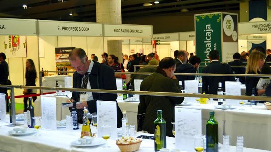 Encuentro Mundial del aceite de oliva / Foto: Globalcaja